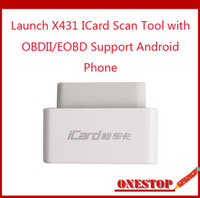 Wholesale Original Launch X431 ICard Scan Tool with OBDII EOBD Support Android Phone