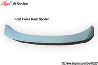 ABS car spoiler - Factory direct Car Rear Spoiler for Ford Fiesta sedan rear spoiler