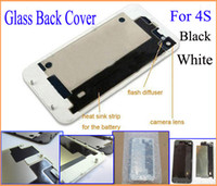 High quality Back Glass Battery Housing Door Back Cover Repl...