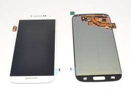 OEM LCD Full Touch Screen Digitizer écran d'origine pour Samsung Galaxy i9500 S4 5pcs de I9505
