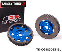 Wholesale Tansky BLOX CAM GEARS for Nissan CA180DET Original box TK CG180DET BL blue High Quality Have in stock