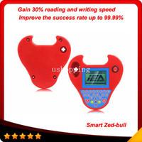 2014 Venta caliente V508 Zeta Bull OBD2 clave del transpondedor Programador Obras multi-marca del envío Coches mini Zeta-Bull Zedbull gratuito