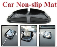 Wholesale Pormotion Car non slip mat Anti slip mat Car Pad holder for Mobile Phone PDA mp3 mp4 key coin brand new