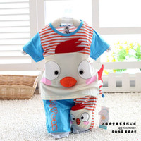 Cheap Unisex baby summer clothes Best Summer Long boys girls clothes
