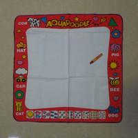 Wholesale Hotes Mat Pen size CM American Aquadoodle Aqua Doodle Mat amp Magic Pen Wa