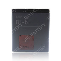 For Nokia   Replacement Battery BL-6F BL6F For Nokia N95 N78 N79 1200mAh Batterie Bateria AKKU