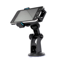 Wholesale New Rotating Universal Car Phone Holder Bracket For GPS MP4 Phone Samsung HTC