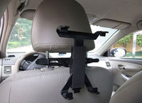 Wholesale New Car Kit Mount Holder Stand Cradle For iPad Compatible With quot To quot Tablet PC