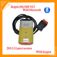 other other other New Arrival 2013.3 DS150E VCI TCS CDP+ DS150 Diagnostic 3 IN 1 For Cars Trucks Generic With Plastic Box with bluetooth