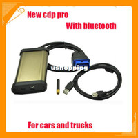 other other other 2013.03 Release TCS Cdp Pro PLUS For CARs+TRUCKs+Generic 3 In 1With Bluetooth