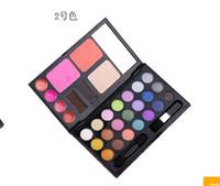 eyebrow shadow - 1404c color eye shadow Palette Blush Powder blue dressing Symphony lip eyebrow