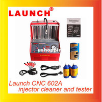 Wholesale 2013 Best Price Top Quality Auto Fuel Injector Tester amp Cleaner N6A Ultrasonic Fuel Injector Cleaning Machine N6A