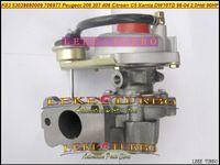 Wholesale K03 Turbo Turbocharger For Peugeot Citroen Xantia DW10TD L HDI HP KW