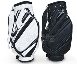 Wholesale Best Quality Golf Cart Bag Cart Bag Standard Ball Package White Black Color Golf Bags Clubs