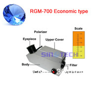 Wholesale gem refractometer RI economic jewelry tester built in light source RGM