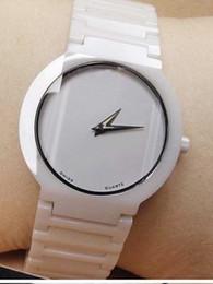 Luxury Women Watches Lady Qaurtz Swiss Brand Fashion White Ceramic Watch Ladies Casual Modern Cheap Designer Womens Sport Wristwatches Gift
