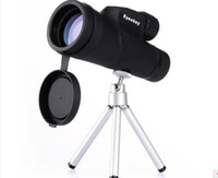 Wholesale eyeskey monocular x50 hd night vision glasses monocular telescope with tripod