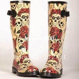 Women Print Rain Boots Online | Women Print Rain Boots for Sale