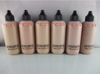 Wholesale 12pcs New makeup Face And Body FOUNDATION FOND DE TEINT VISAGE ET CORPS ML