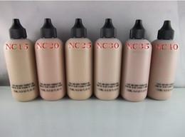 Wholesale 12pcs New makeup Face And Body FOUNDATION FOND DE TEINT VISAGE ET CORPS ML