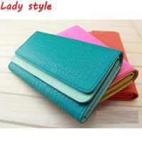 Wallets Women PU Free Shipping New Design Cheap young women designer purses and handbags