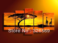 Wholesale Factory sell High quality Wall art Home Decoration100 handmade landscape oil painting valentine s day