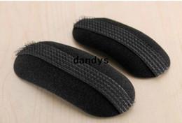 Wholesale 2Pcs Princess Bump Volume Velcro Up Tool Hair Maker styler Insert Clip Beehire