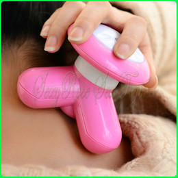 Wholesale New USB Electric Handled Vibrating Mini Full Body Massager