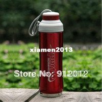 other stainless steel double wall bottle - Red Cycling Bike Bicycle Sports Double wall Stainless Steel Water Bottle ml