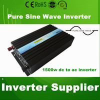 Wholesale 3000w Peak w v v dc to v v ac Pure Sine Wave Inverter