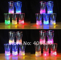 Wholesale led flashing cup new arrive bar tools
