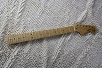 guitar neck - Canadian maple ST neck Scalloped Groove refers to the board Guitar Neck frets nitro satin ST guitar neck Fingerboard