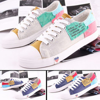 Cheap New Spring Sweet Lace Casual Round Toe Oxfords Tenis Sport Shoes