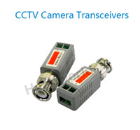 Wholesale cctv BNC video Balun cctv camera Transceivers with PCB board inside stable CCTV spare parts video balum for camera and DVR