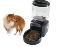 Wholesale Medium Capacity L Automatic Pet Feeder for Cat amp Dog