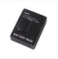 Wholesale 1600MAH battery for go pro hero AHDBT AHDBT GOPRO Hero3 M M P P Camera