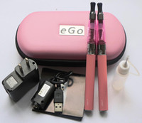 Electronic Cigarette Charger  eGo T Refillable eGo 650mah CE4 E Hookah Pen Starter Kit Top-selling electronic cigarette