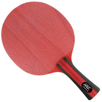 Wholesale HRT Red Crystal Carbon Table Tennis Ping Pong Blade