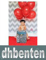 Wholesale Printed photography background fabric cloth ripple backdrop ft width x ft xt YYL203