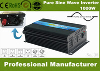 1000W 12v 220v pure sine wave inverter - New W Power Inverter DC V TO AC V Vehicle Power Supply Mobile USB Car Power Inverter Pure sine Sine Wave High Function