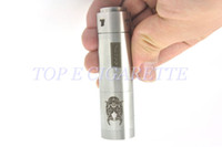 Wholesale 2014 Newest Stainless steel e cigarette mechanica panzer hades ecig mod oni mod alibaba oni clone battery body mod with gift box