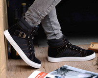 Lace-Up Men  2014 Free Shipping New Men Sneaker Winter Fashion Casual Lace-up Skateboard Men Shoes Breathable Canvas Men Shoes