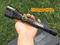 Wholesale Details about METER LUMEN TACTICAL CREE Q5 LED FLASHLIGHT TORCH AC DC Charger