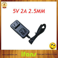 Wholesale 5V A DC x0 mm Charger Power AC Adapter for Flytouch Cube U18GT Ramos W17 Pro W13 Pro