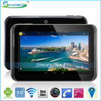Under $100 9 inch Dual Core Cheap 9 inch Phone Call Tablet PC Android 4.2 with GPS Bluetooth 3G SIM Card Slot 512M 4GB 1.2GHz Dual Core Phablet MTK6572