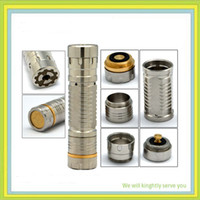 Wholesale 2014 The most popular electronic cigarette panzer mod with stainless steel mechanical panzer compatible with thread china manufacturer
