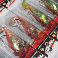 Wholesale Factory price New arrival Fishing lures Soft Bait Fish type Lure fishing tools F1001