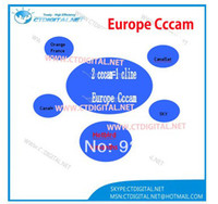 Cheap CCcam account IKS Cccam Cline for Europe CCcam Norway Germany Italy France Spain Sweden Netherland UK ect 6 months fee shipping