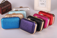 Wholesale Mini Women s Chain Retro Hard Glitter Shoulder Ladies Fashion Dinner Evening Bags Clutch Handbag H9896