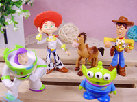 Wholesale Details about OF TOY STORY PVC FIGURES BUZZ WOODY JXC